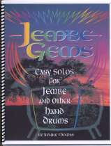 Jembe Solos book