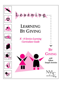 Learning By Giving cover